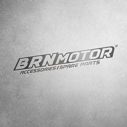 Brn Motor Logo ve Kurumsal Kimlik Tasarımı