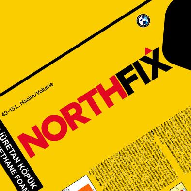 Northfix Ambalaj Tasarımı