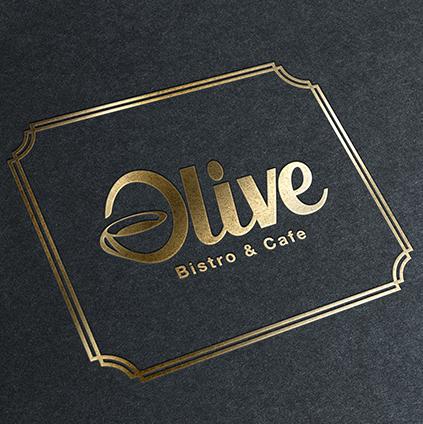 Olive Bistro&Cafe Kurumsal Kimlik Tasarımı