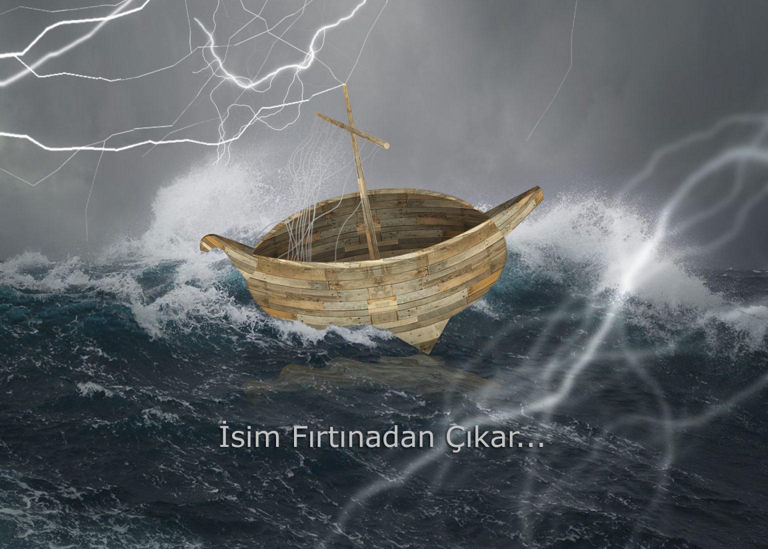 İsim Fırtınadan Çıkar Fikir hunisi